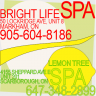 LEMON TREE SPA, 201-4155 SHEPPARD AVE E, SCARBOROUGH/ BRIGHT LIFE SPA, 50 LOCKRIDGE AVE, UNIT 8, MKM